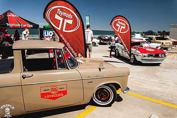 A great photo by Triple6pix from ToyotaFest 2014